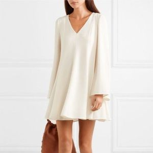 Elizabeth & James 'Bethany' Long Sleeve Mini Dress